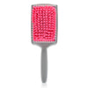 Portable Handheld Design Plastic Microfiber Quick Dry Hair Comb Environmental Radiation Protective Comb For Massage Scalp