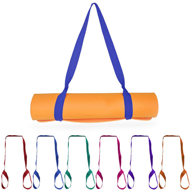 New Yoga Mat Sling Carrier Shoulder Carry Strap Belt Exercise Stretch Adjustable
