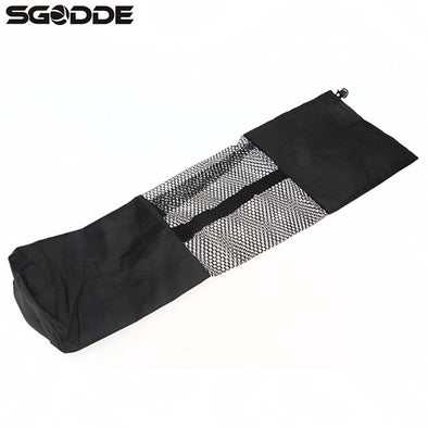 Fitness Yoga Mat Nylon Carry Bag Yoga pad Storage Bag Carrier Holder with Mesh Yoga mat Accessory