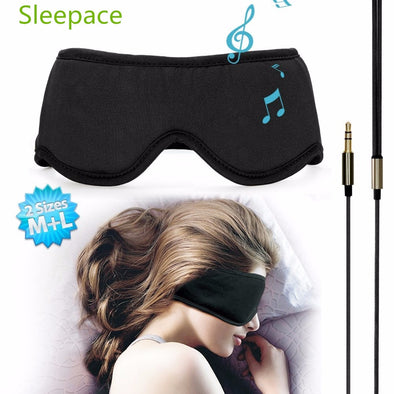 Sleepace Sleep Headphones, Comfortable Washable Eye Mask with Built-in Earphone for Sleeping For Xiaomi mijia mi smart home kit