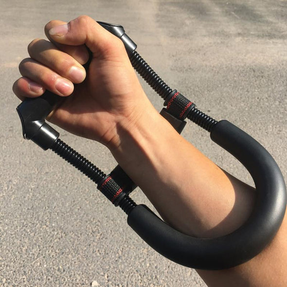 New Adjustable Forearm Hand Wrist Force Trainer Power Strengthener Grip Fit Outdoor /Indoor Bodybuilding Fitness Tool in the Gym