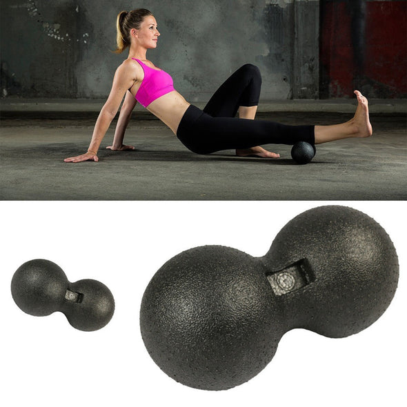 Self-Massage Ball for Exercise Back Shoulder Neck Waist Rehabilitation Training