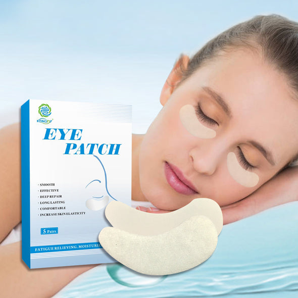 KONGDY Gel Eye Patches 20 Pieces=2 Boxes Minimizes Fine Lines Patch Brightens Skin Gel Patch Fatigue Relief Eye Cooling Patch