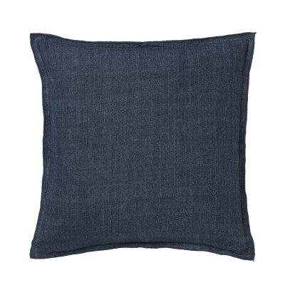 Pude fra Bungalow. Soft linen, Midnight - scandinaviandesigns.net