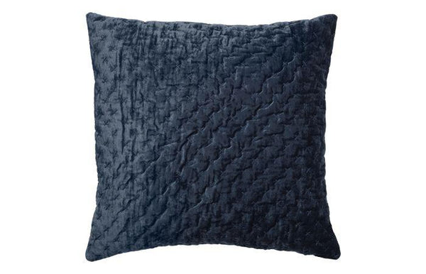 4 stk Pude fra Cozy Living. Luxury velvet - ROYAL BLUE
