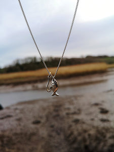 Fish necklace - M.A.D