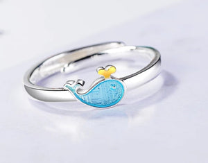 Whale Ring - M.A.D
