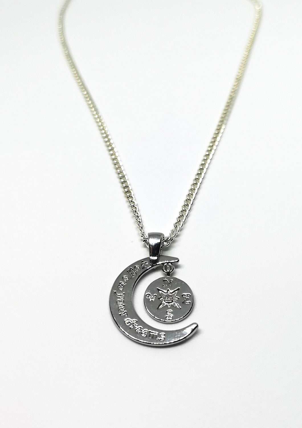Half Moon Necklace - M.A.D