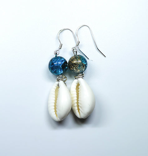 Shell Earings - M.A.D