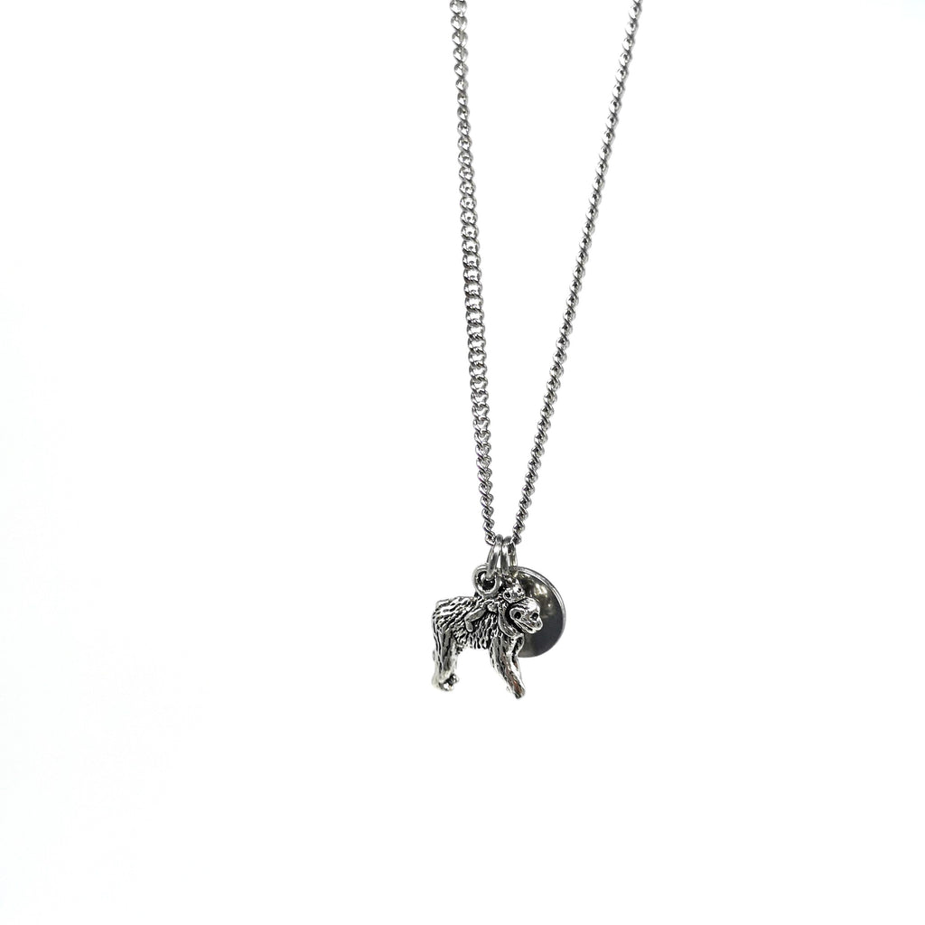 M.A.D Monkey  Necklace