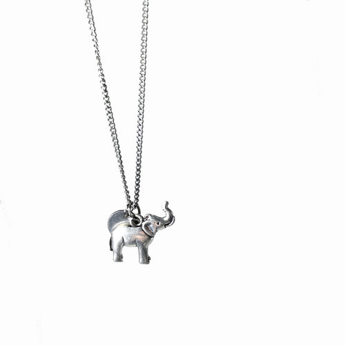 M.A.D Elephant Necklace