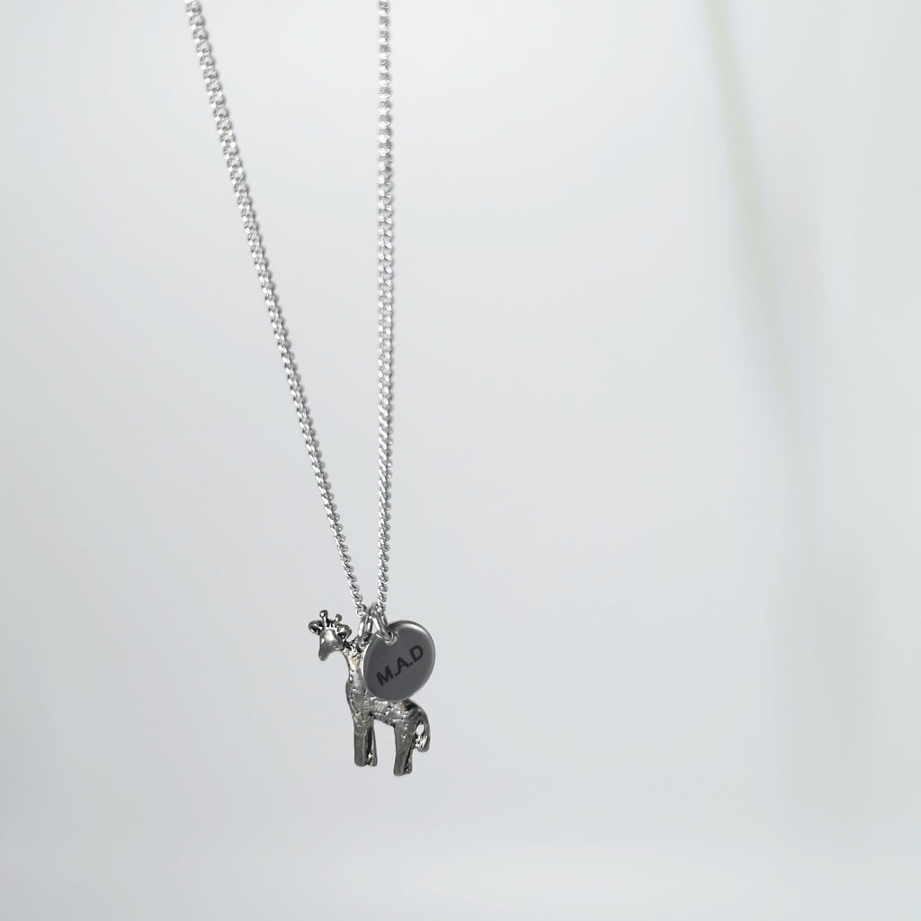 M.A.D Giraffe Necklace
