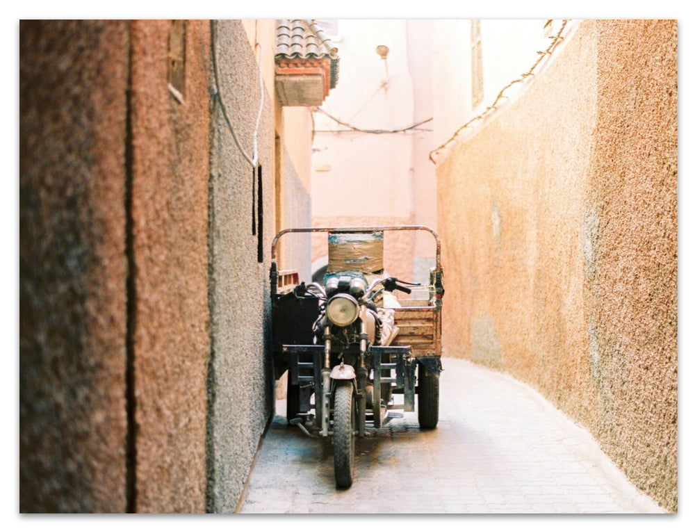 Morocco on film