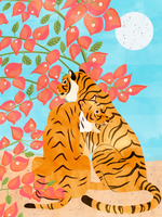 Tiger Honeymoon