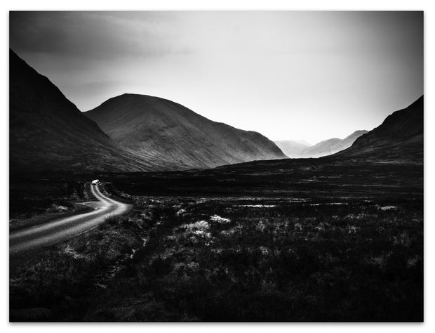 Into the glen etive