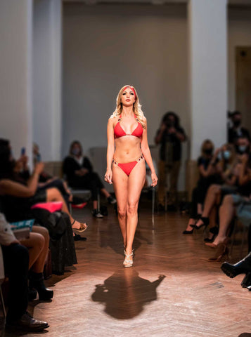 Siberica Swim Bikini Milano Fashion Week