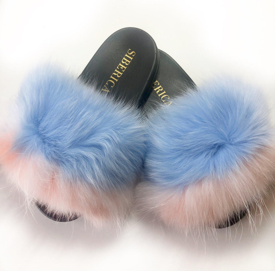 Slipper-Slipper-Siberica Swim-Fashion Slipper for home outfits & more.Mix and Match with your best casual outfit and stay comfortable.We suggest +1 size than your usual for maximum comfort.100% Fox Fure.Rubber Sole.IMPORTANT: the discounted price is valid for 1 pair for each customer.This promotion will only be valid if items are purchased.In the event that the customer will checkout only with the gift in the cart, the order will be canceled.The order will be cancelled also in the event that cus
