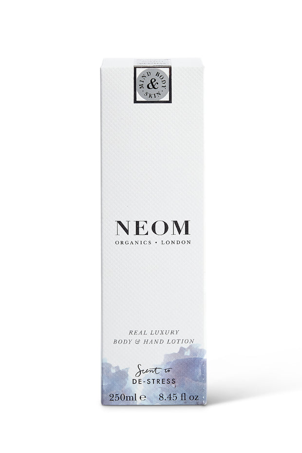 NEOM Organics - Real Luxury Body & Hand Lotion