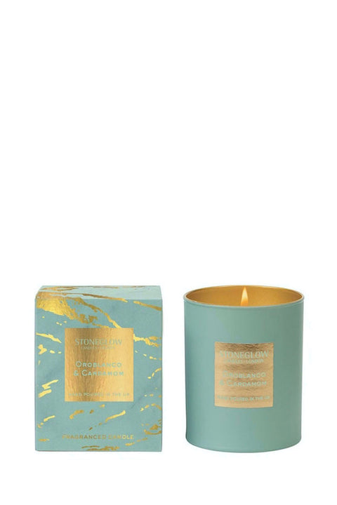 Stoneglow - Oroblanco & Cardamom Candle