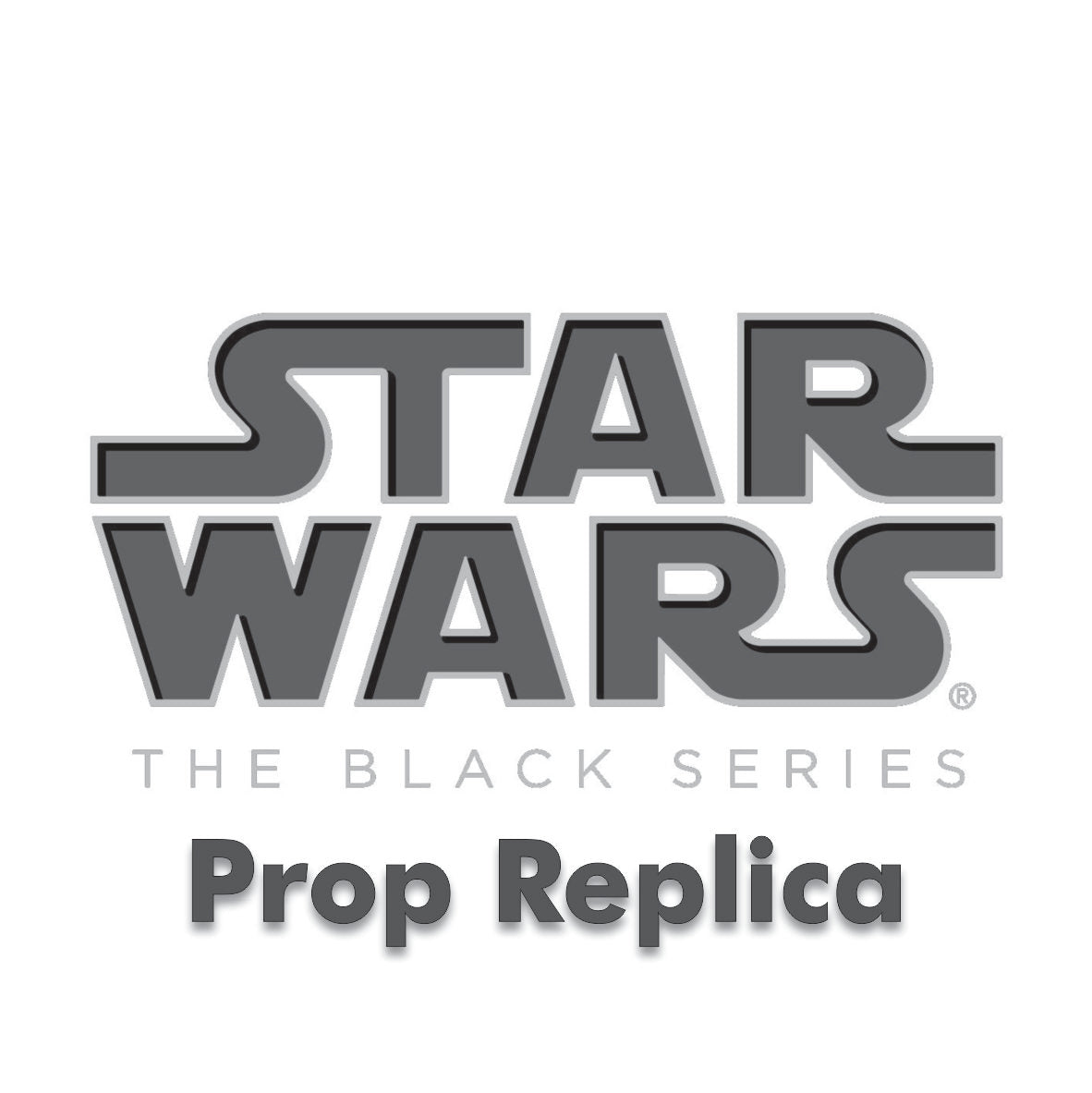 Black Series Prop Replica
