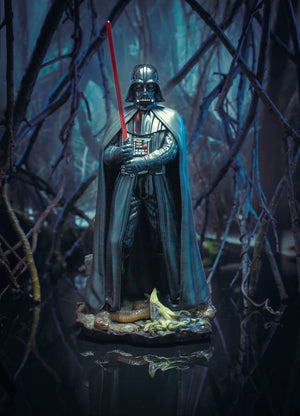 Star Wars Gentle Giant Collectors Gallery Empire Strikes Back Darth Vader Statue