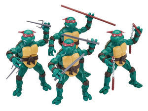 Teenage Mutant Ninja Turtles Playmates PX Elite Series Set Of 4 Action Figures Pre-Order