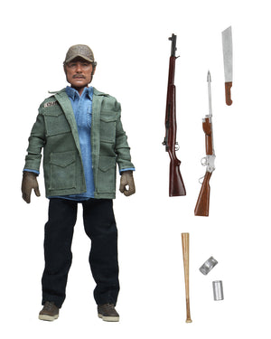 Jaws Neca Sam Quint 8 Inch Clothed Action Figure Pre-Order