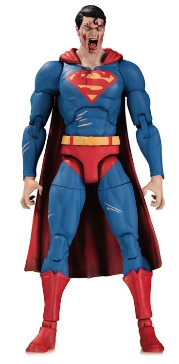 DC Essentials DCeased Superman Action Figure Pre-Order