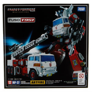 Transformers Takara Tomy Masterpiece MP-37 Artfire Action Figure