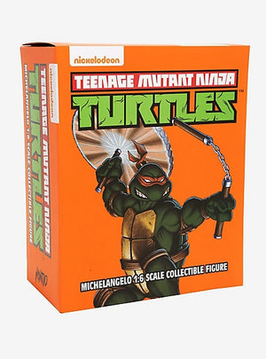 Teenage Mutant Ninja Turtles Mondo Michaelangelo 1:6 Scale Action Figure