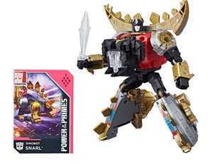 Transformers Power Of The Primes Deluxe Snarl Action Figure