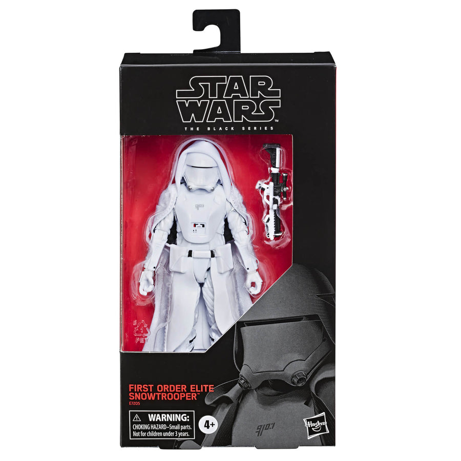 Star Wars Black Series Exclusive First Order Elite Snowtrooper Action Figure Pre-Order