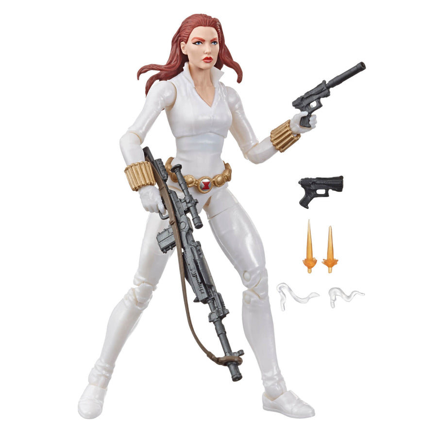 Marvel Legends Black Widow Series Exclusive Deadly Origin Black Widow Action Figure
