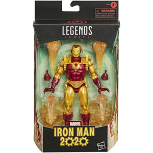 Marvel Legends Series Exclusive Iron Man 2020 Action Figure