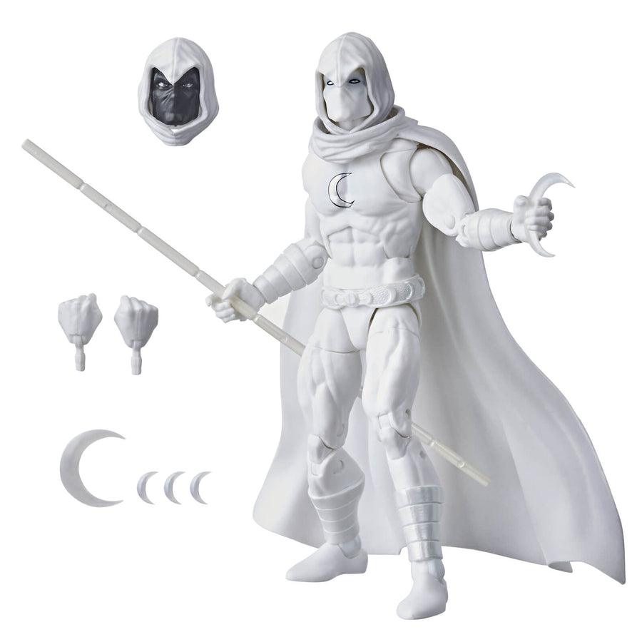 Marvel Legends Series Exclusive Moon Knight Action Figure