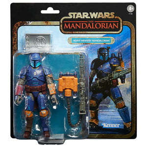 Star Wars Black Series Mandalorian Credit Collection Heavy Infantry Mandalorian Action Figure Pre-Order