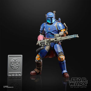 Star Wars Black Series Mandalorian Credit Collection Heavy Infantry Mandalorian Action Figure