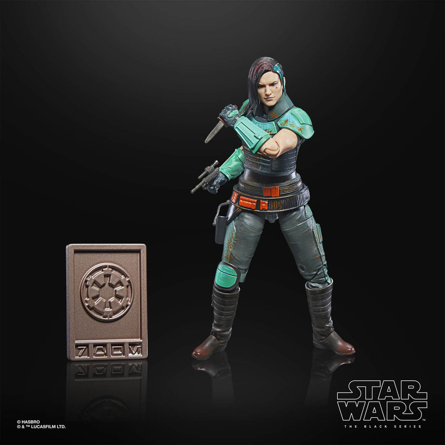 Star Wars Black Series Mandalorian Credit Collection Cara Dune Action Figure Pre-Order