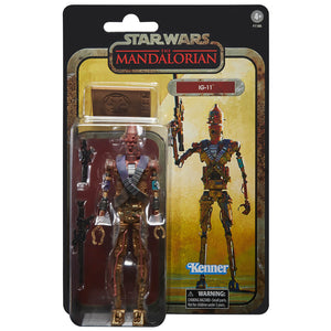 Star Wars Black Series Mandalorian Credit Collection IG-11 Action Figure Pre-Order
