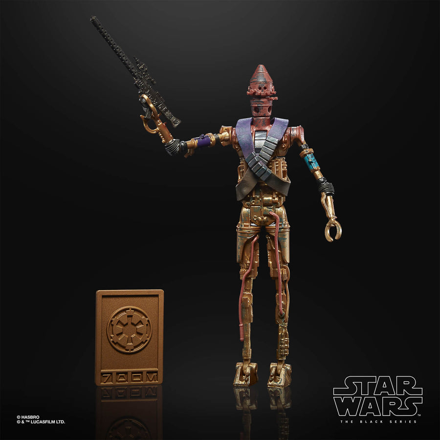 Star Wars Black Series Mandalorian Credit Collection IG-11 Action Figure