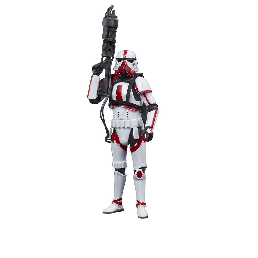 Star Wars Black Series Incinerator Stormtrooper Action Figure Pre-Order