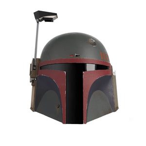 Star Wars Black Series Boba Fett Re-Armored Electronic Helmet 1:1 Scale Prop Replica Pre-Order