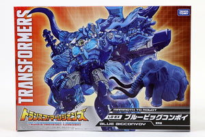 Transformers Takara Tomy LG-EX Encore Exclusive Big Blue Convoy Action Figure