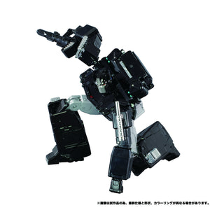 Transformers Takara MP-49 Masterpiece Black Convoy Nemesis Prime Action Figure Pre-Order