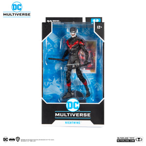 DC Multiverse McFarlane Series Nightwing Joker Action Figure