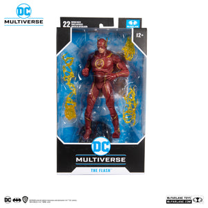 DC Multiverse McFarlane Series Injustice 2 The Flash Action Figure