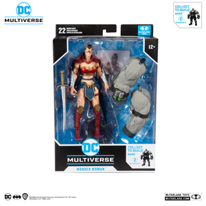 DC Multiverse McFarlane Bane Series Last Knight Wonder Woman Action Figure