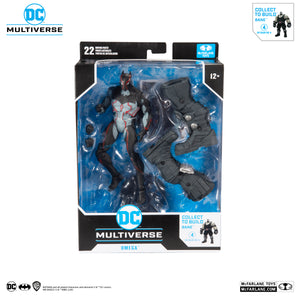 DC Multiverse McFarlane Bane Series Last Knight Omega Action Figure