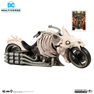 DC Multiverse McFarlane Series Batman Death Metal Motorcycle