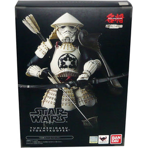 Star Wars Bandai Tamashii Nations Yumiashigaru Stormtrooper Movie Realization Action Figure